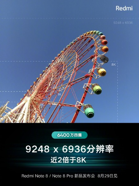 Photo of إعلان تشويقي من Redmi لهاتف Note 8 Pro بميزة تكبير حتى 25 مرة
