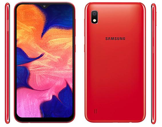 صورة سامسونج تكشف عن هاتف Galaxy A10 في الهند بسعر 119 دولار