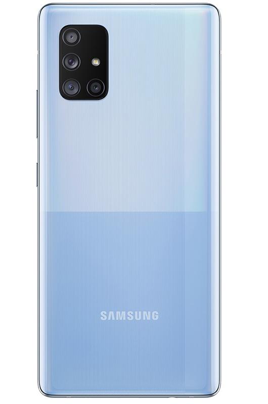 صورة سامسونج تعلن عن هاتفي Galaxy A51 5G وGalaxy A71 5G بمعالج Exynos 980