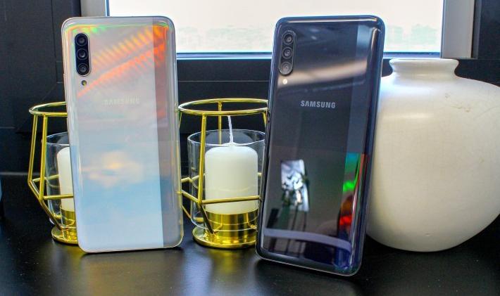 صورة سامسونج تقدم هاتف Galaxy A91 قريباً بتقنية شحن سريع بقدرة 45W