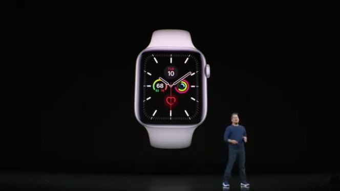 Photo of مؤتمر آبل: الكشف عن Apple Watch Series 5 بميزات جديدة