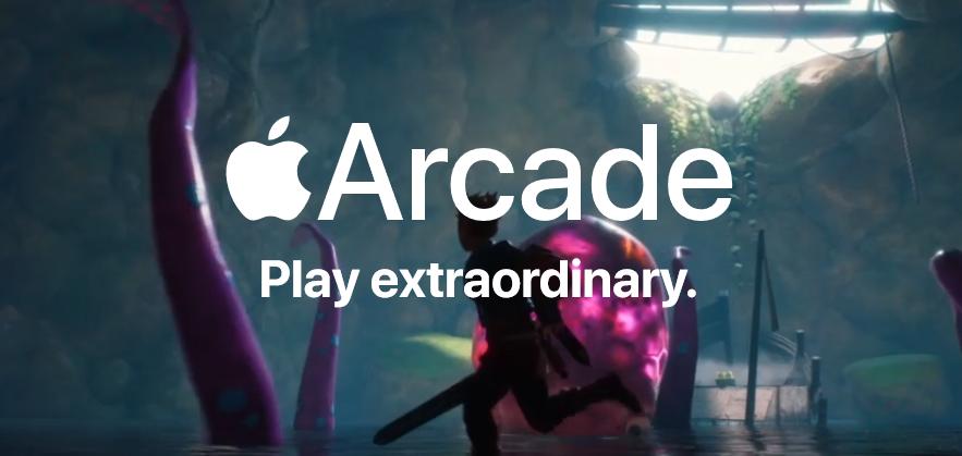 Photo of آبل تطلق اشتراك سنوي بخدمة Arcade للألعاب