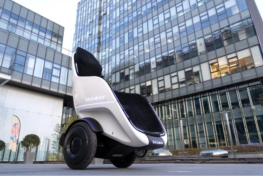 Photo of أحدث مركبات Segway ذاتية التوازن تأتي بتصميم مبتكر #CES2020