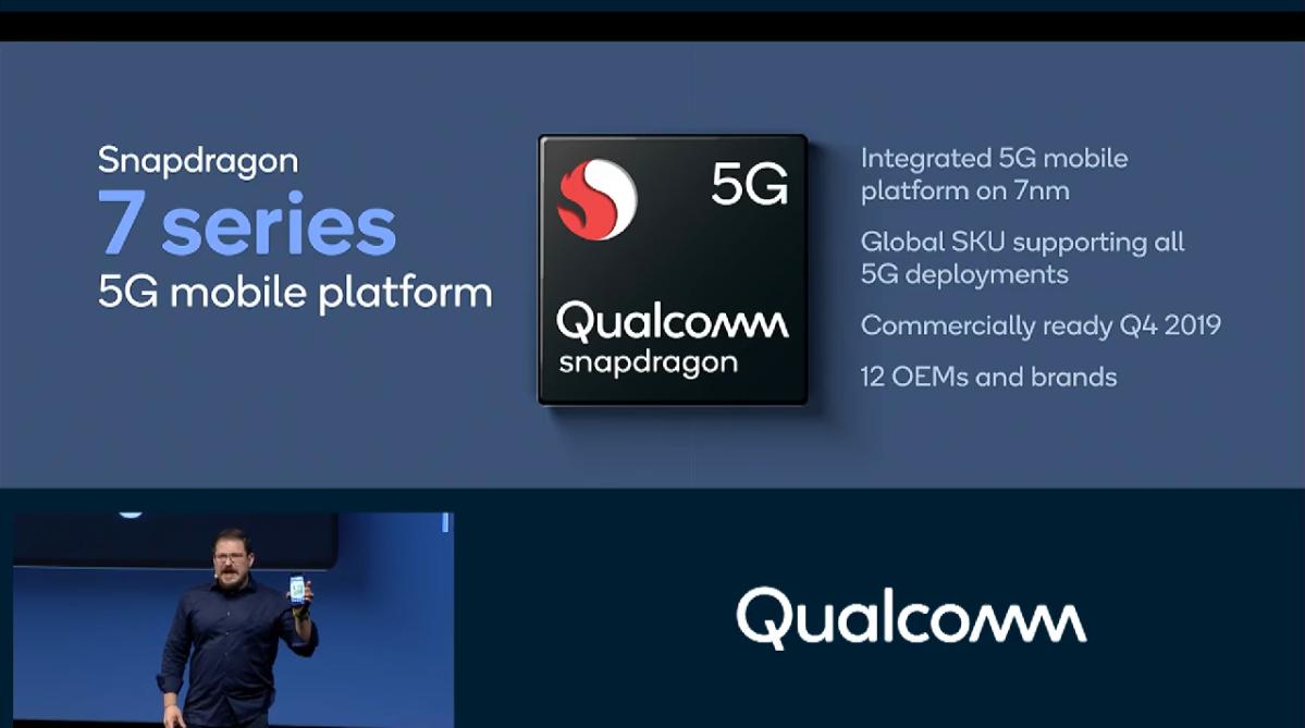 Photo of كوالكوم تؤكد على دعم 12 إصدار جديد بسلسلة معالجات Snapdragon 700 5G