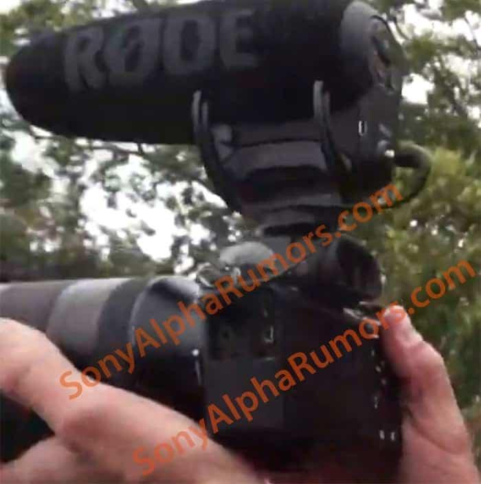 Photo of صور حية لكاميرة سوني A7S3 التي تدعم تسجيل فيديو بدقة 4K عند 120 إطار في الثانية