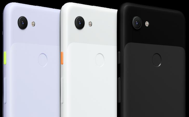 صورة جوجل تعلن عن هاتفي Pixel 3a وPixel 3a XL في فعاليات مؤتمر #I/O 2019