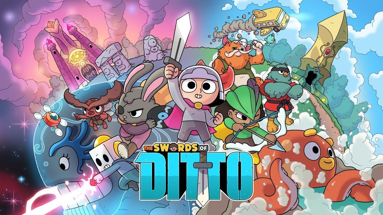 صورة لعبة The Swords of Ditto متاحة الآن للتسجيل المسبق على أندرويد و iOS