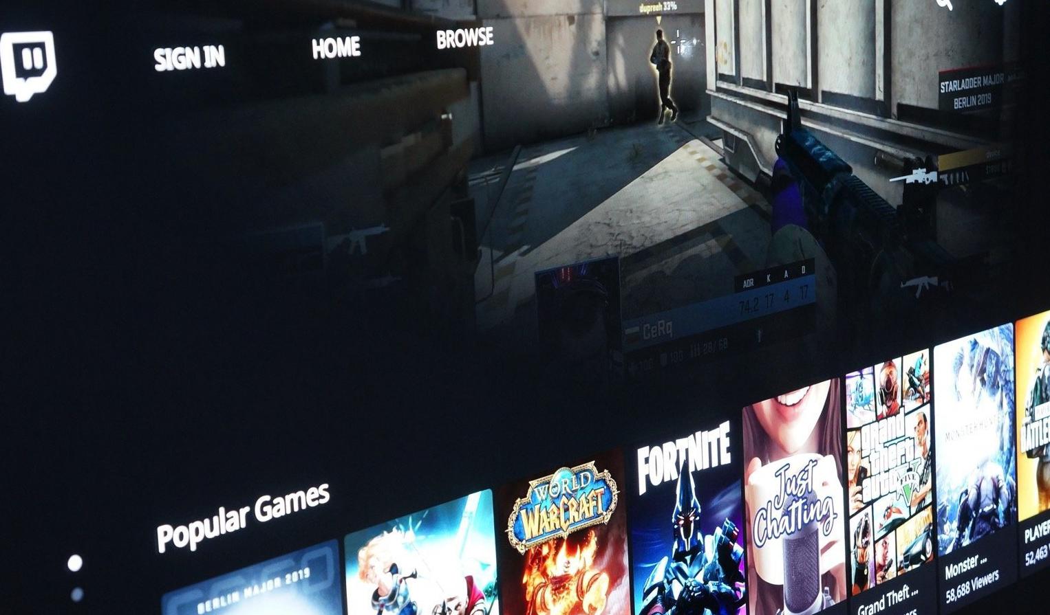Photo of الآن الإصدار التجريبي من تطبيق Twitch يتوفر لمستخدمي أجهزة Apple TV