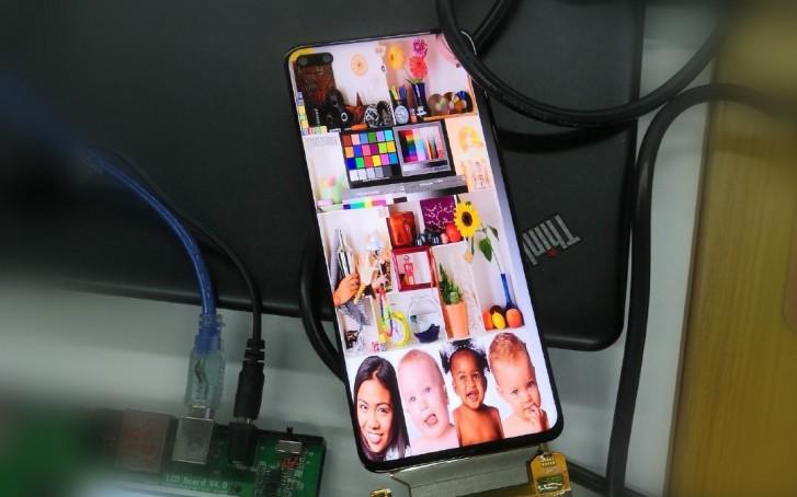 صورة Honor تستعد لإطلاق هاتف V30 5G بتصميم ثقب الشاشة وكاميرة سيلفي مزدوجة