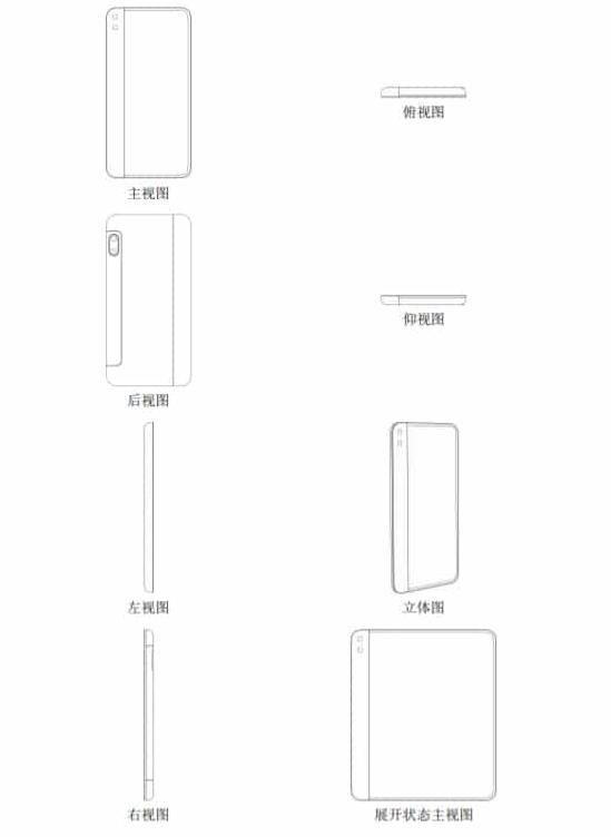 Photo of براءة إختراع جديدة لهاتف من شركة شاومي مميز بتصميم لشاشة تدعم الإنزلاق الأفقي