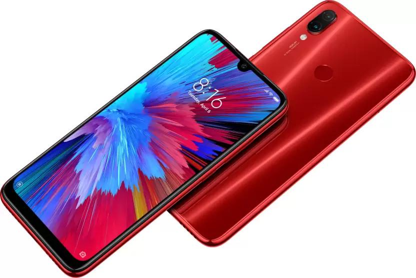 صورة شاومي تكشف رسمياً عن هاتف Redmi Note 7S بسعر يبدأ من 158 دولار تقريباً