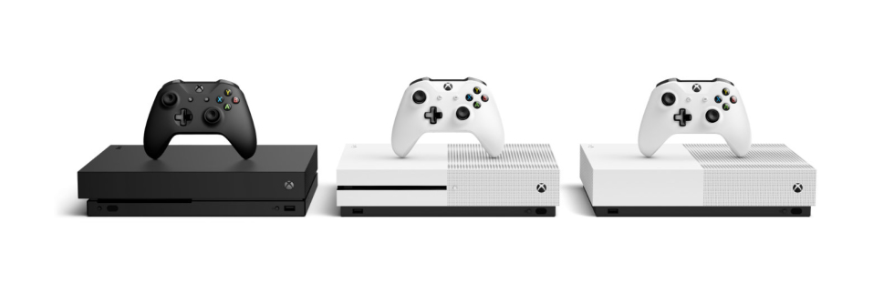 صورة الإصدار الرقمي الكامل من Xbox One S متاح الآن للطلب المسبق بسعر 250 دولار