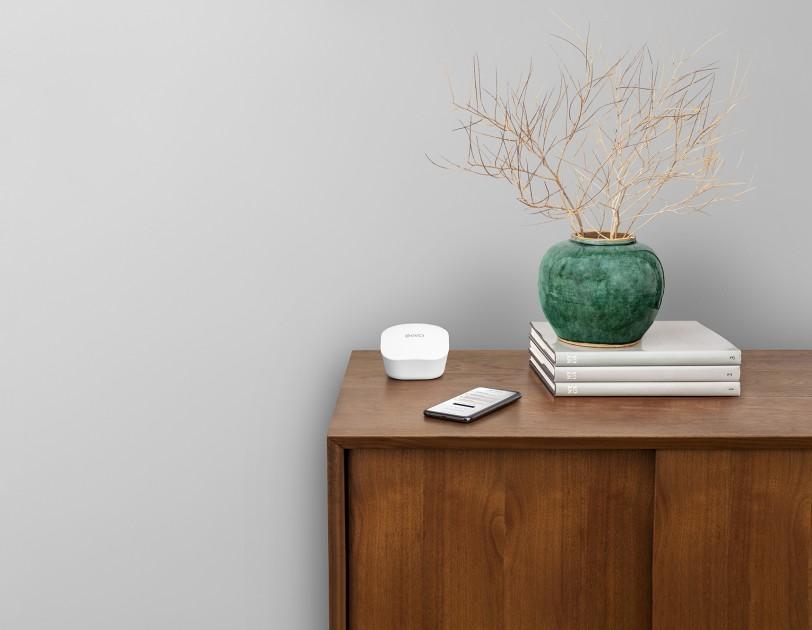 Photo of أمازون تعلن عن نظام راوتر Eero Mesh WiFi جديد