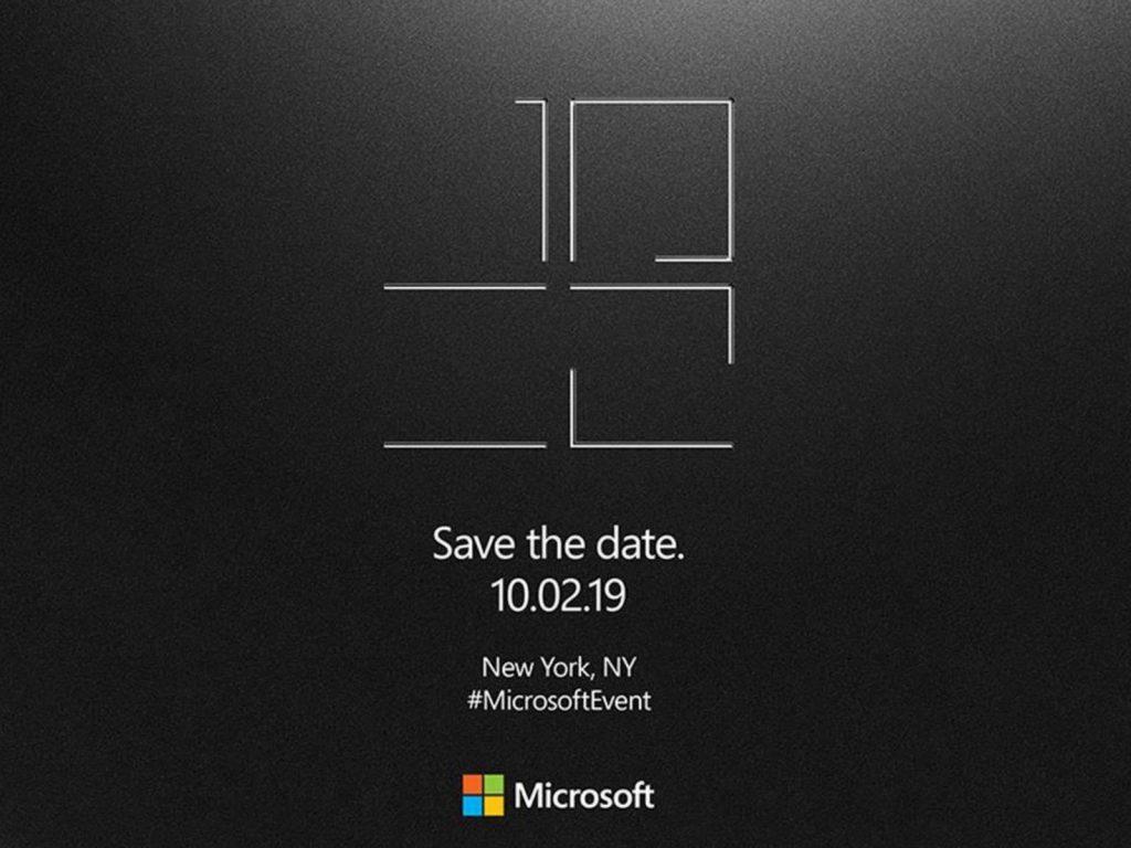 صورة مايكروسوفت تحدد موعد مؤتمر أجهزة سيرفس في اكتوبر