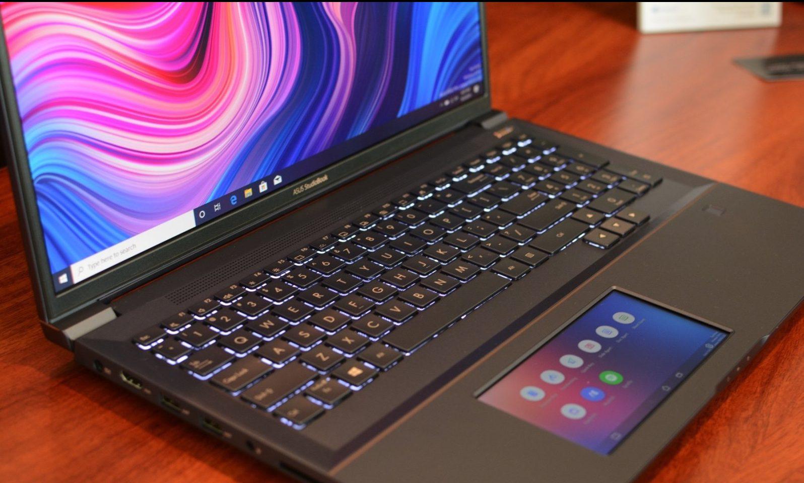 Photo of ASUS تقدم الحاسب المحمول القوي StudioBook Pro X