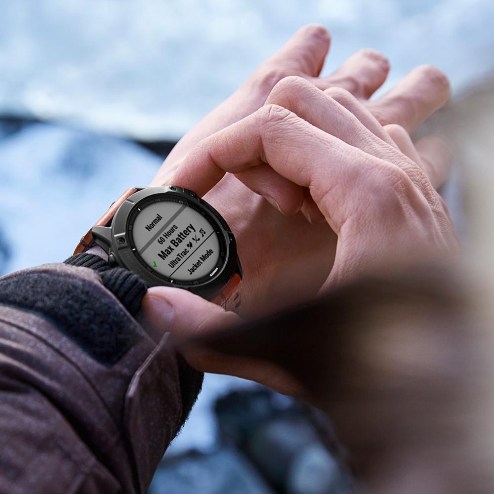 Photo of Garmin تقدم سلسلة ساعات Fenix 6 الجديدة بميزة الشحن بالطاقة الشمسية