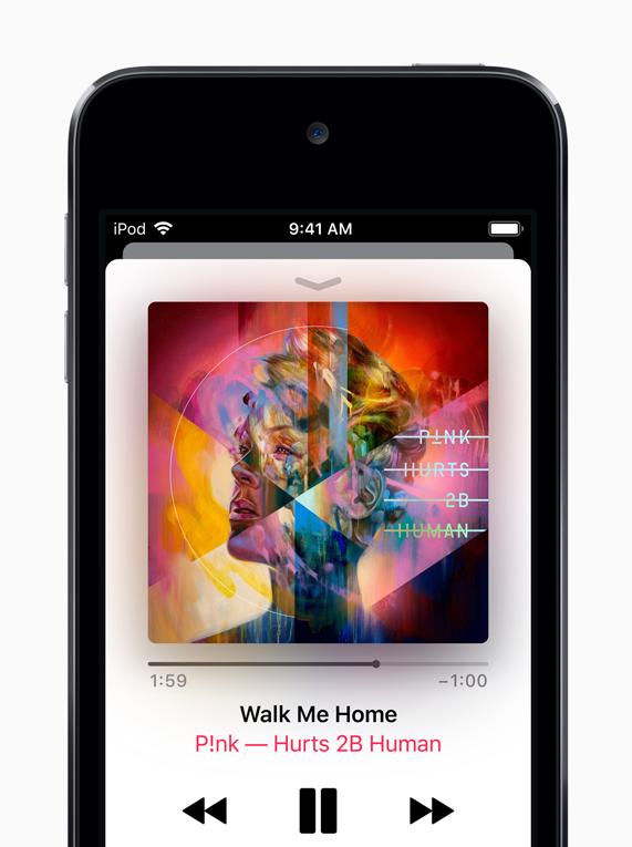 Photo of ابل تقدم الإصدار الجديد من iPod touch بآداء أعلى ومميزات أكثر