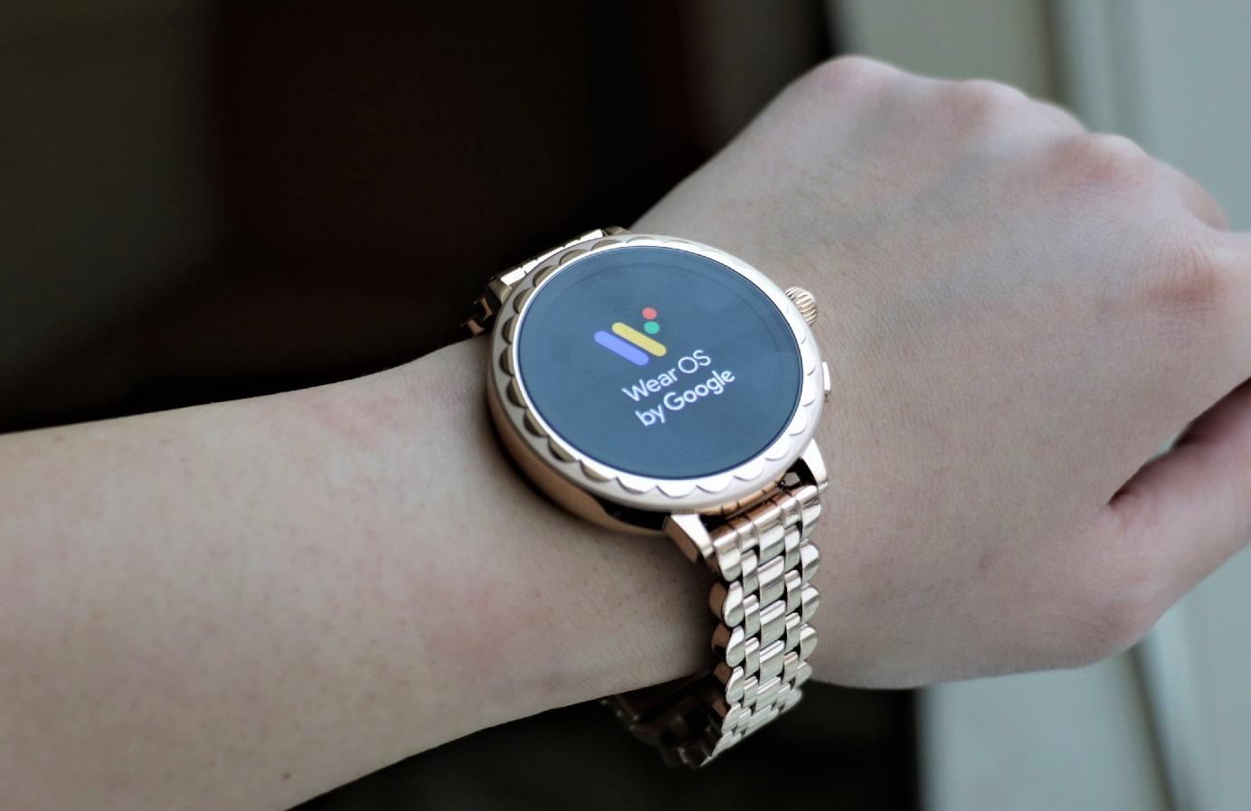 Photo of ساعة Scallop Smartwatch 2 أحدث إصدار لشركة Kate Spade في #CES2019