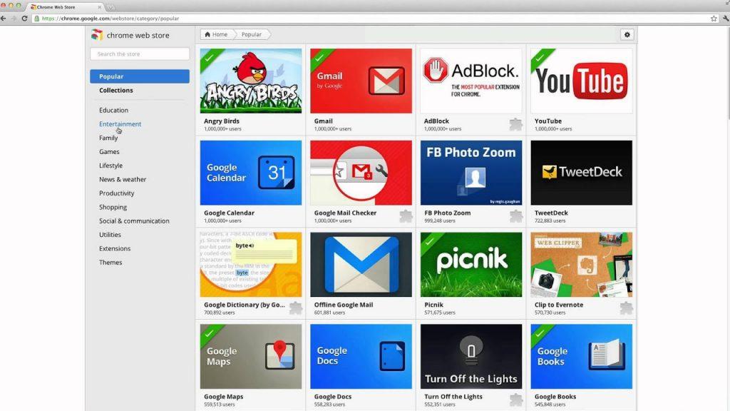 صورة جوجل توقف دعم تطبيقات كروم قريباً