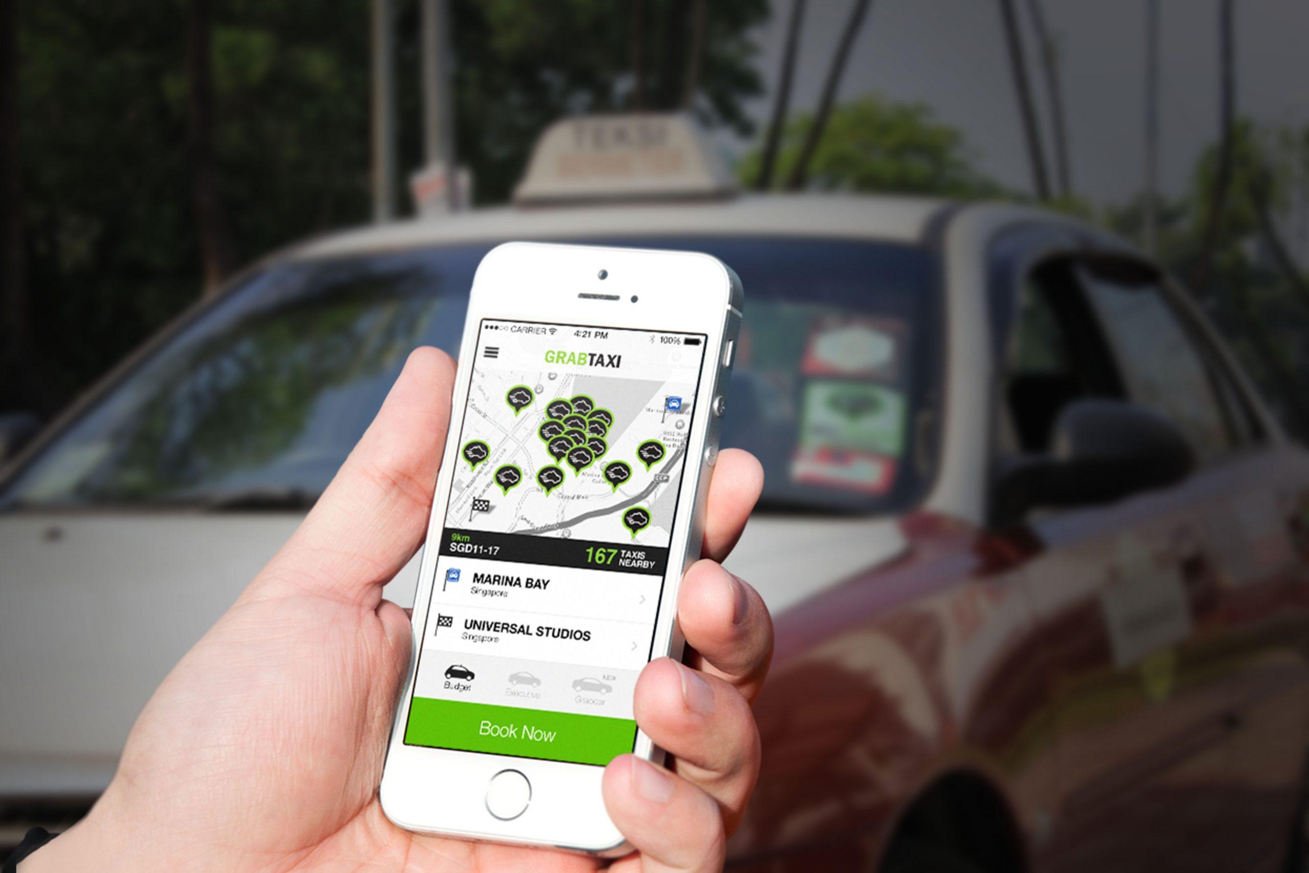 صورة شركة Grab تتلقي استثماراً بقيمة 850 مليون دولار لتطوير تطبيقها وخدمات المالية