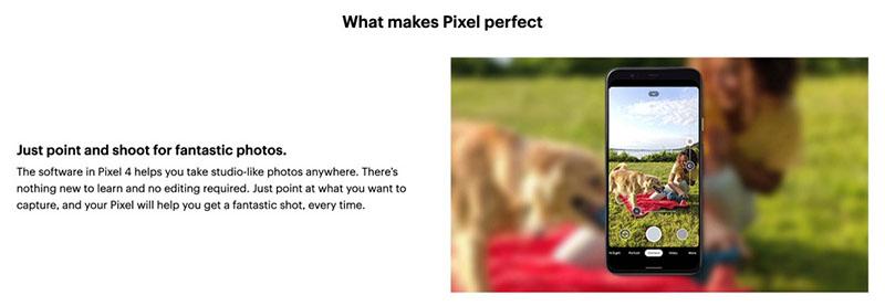 صورة مواصفات هواتف Pixel 4 ومميزات نظام التشغيل تظهر في تسريبات مصورة من كندا