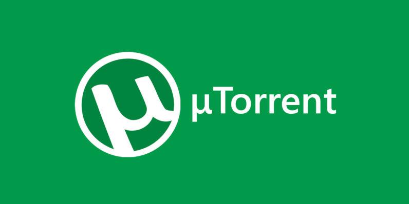 صورة تطبيق uTorrent يحصل على الوضع المظلم وشريط التنقل السفلي