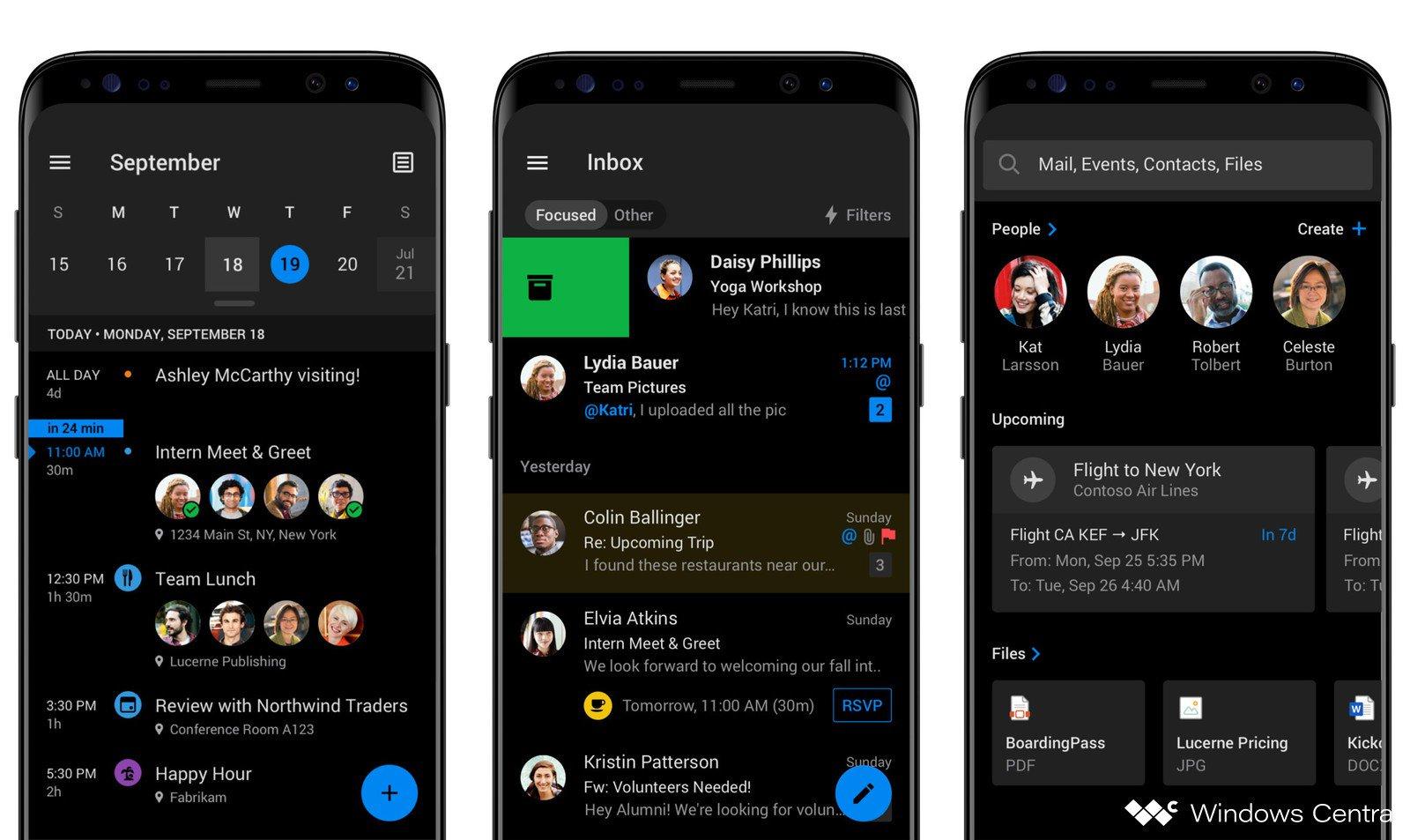 Photo of تطبيق آوتلوك من مايكروسوفت يحصل أخيرًا على الوضع المُظلم